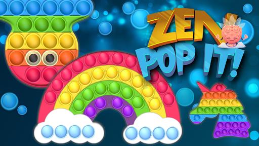 Pop It Me! 3D Fidget Relaxing ASMR Game Popit  screenshots 9