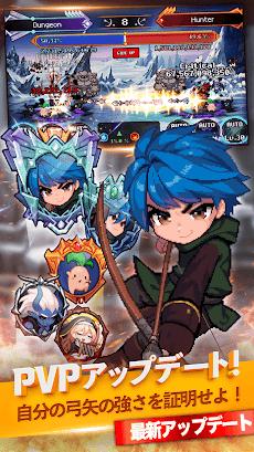 ダンジョン&ハンター:放置型RPG!のおすすめ画像2