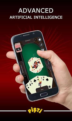 Pisti Card Game - Offline screenshots 4