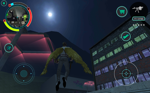 Battle Angel apkpoly screenshots 4