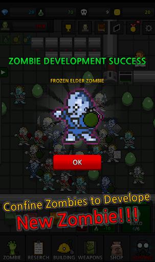 Grow Zombie VIP - Merge Zombies  screenshots 4
