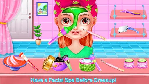 Baby Girl Salon Makeover - Dress Up & Makeup Game  Screenshots 12