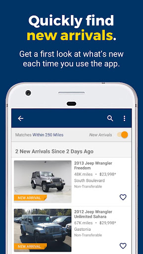 CarMax u2013 Cars for Sale: Search Used Car Inventory 3.12.4 Screenshots 4