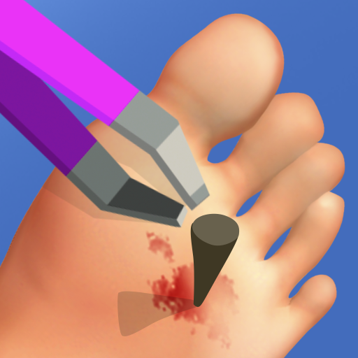 Hey doctor ready for surgery? Foot Clinic is the #1 doctor care ASMR simulator!