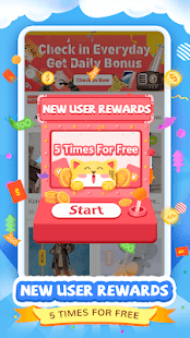 Claw Toys- 1st Real Claw Machine Game Screenshot