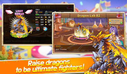 Dragon Village 2 - Dragon Collection RPG 4.9.4 screenshots 14