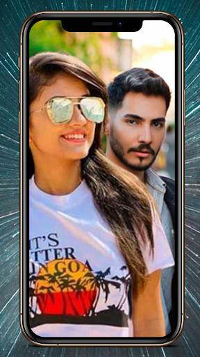 Selfie with Nisha Guragain u2013 Nisha Wallpapers  screenshots 3