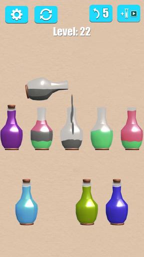Water Sort: Liquid Puzzle 3D apkdebit screenshots 7