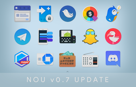 NOU – Ultimate Material Icon Pack Patched APK 5