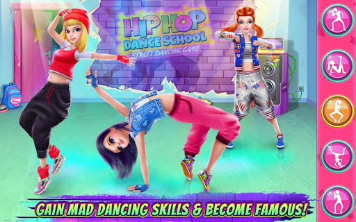Hip Hop Dance School Game 1.8.1 screenshots 2