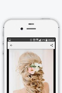Wedding hairstyles 2018 2.2 Screenshots 4