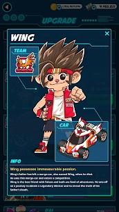 Merge Racer : Idle Merge Game Mod Apk 1.0.1 (Unlimited Coins/Cash/Diamonds/Tickets) 4