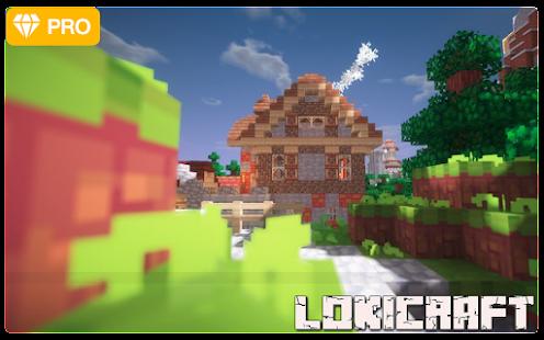 Lokicraft 2 : New Building Crafting 2021 1.0.0 Screenshots 5