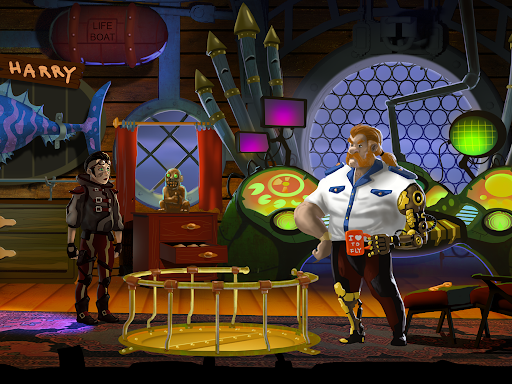 Adventure Reborn: story game point and click 1.33 screenshots 13