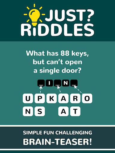 Just Riddles 1.0.29 Screenshots 7