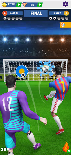 Football Kicks Strike Score: Soccer Games Hero  screenshots 16