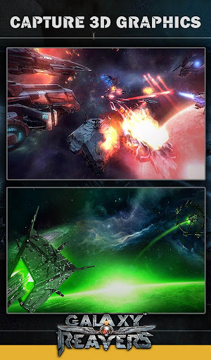 Galaxy Reavers - Starships RTS apkmr screenshots 18