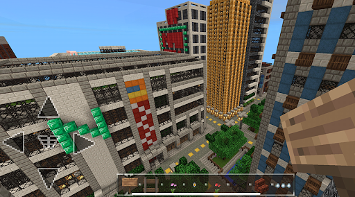New Mini World Craft 3D : Exploration  screenshots 5