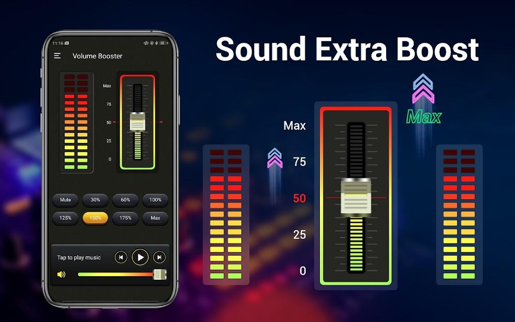 Super Volume Booster - Speaker & Sound Booster poster 16