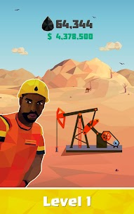 Oil Tycoon: Gas Idle Factory MOD APK 4.1.8 (Unlimited Money) 7