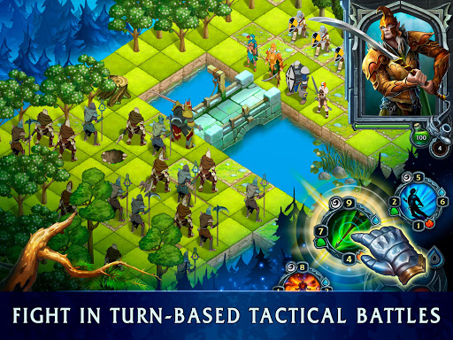 Heroes of War Magicuff0dTurn Based RPG & Strategy game 1.5.2 screenshots 13