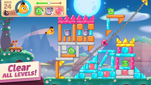 Angry Birds Journey screenshots 9