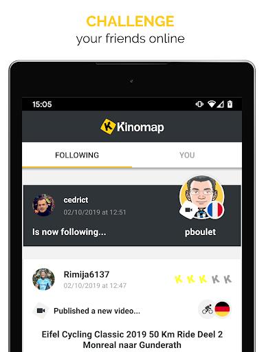 Kinomap - Indoor training videos  Screenshots 10