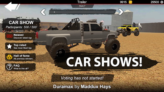 Offroad Outlaws Screenshot