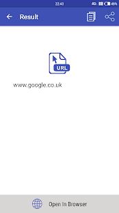 QR Scanner 2.7.9 Screenshots 1