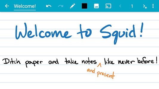 Squid - Take Notes & Markup PDFs 3.9.2.0-GP (Premium) (Mod)