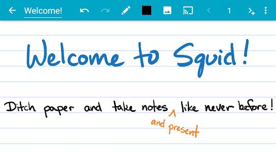 Squid – Take Notes & Markup PDFs Mod Apk v3.8.0.1 (Premium) 1