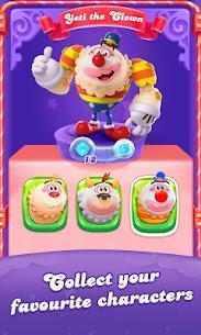 Tải Candy Crush Friends Saga MOD APK 1.57.4 (sống / di chuyển) 2