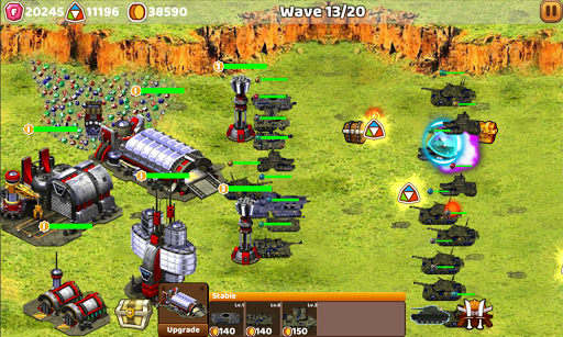Tank Defend: Red Alert Command 1.5.0 screenshots 3