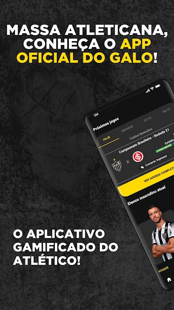 Screenshot 2 de Atlético Oficial para android