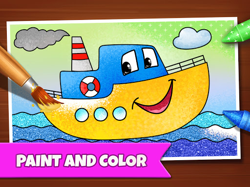 Drawing Games: Draw & Color For Kids  screenshots 10