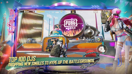 PUBG MOBILE HUNDRED RHYTHMS 4