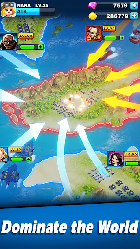 Merge Warfare  screenshots 5