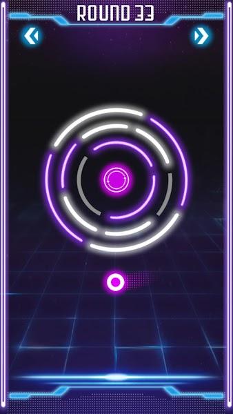 Circle Break - Glow Neon Smash
