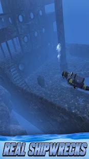 Diving Simulator 2020