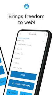 DNS Changer | Mobile Data & WiFi | IPv4 & IPv6 (PRO) 1255r Apk + Mod 2