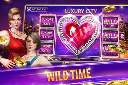 Casino Deluxe Vegas - Slots, Poker & Card Games  Screenshots 5