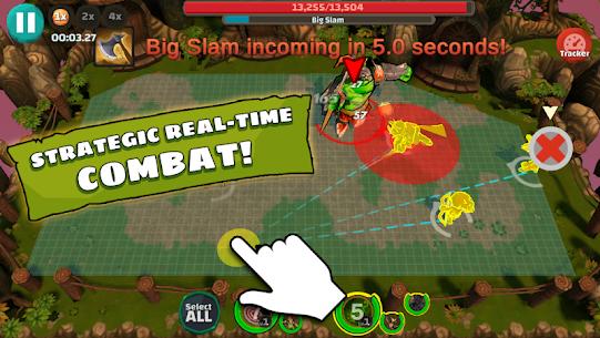 Raid Boss MOD (Unlimited Skills/MOD Menu) 5