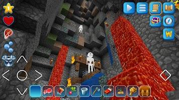 AdventureCraft: 3D Craft Building & Block Survival