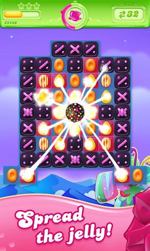 Candy Crush Jelly Saga screenshots 1