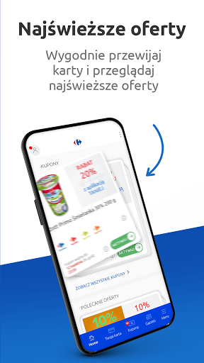 Mój Carrefour  screenshots 2