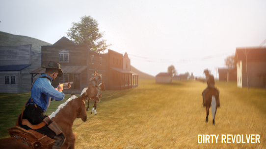 Dirty Revolver Mod Apk 4.0.3 (Unlimited Currency) 6
