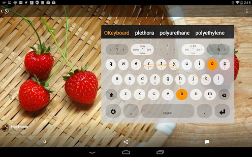 Multiling O Keyboard + emoji screenshots 17