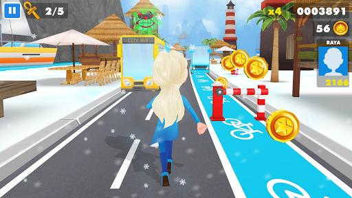 Subway Princess Runner Surf 1.1.3 screenshots 6