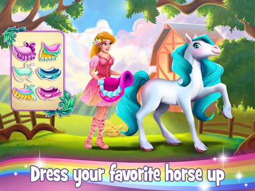 Tooth Fairy Horse - Caring Pony Beauty Adventure  Screenshots 7