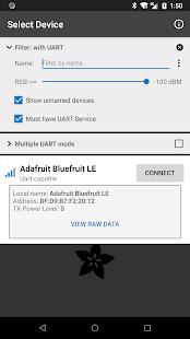 Bluefruit Connect